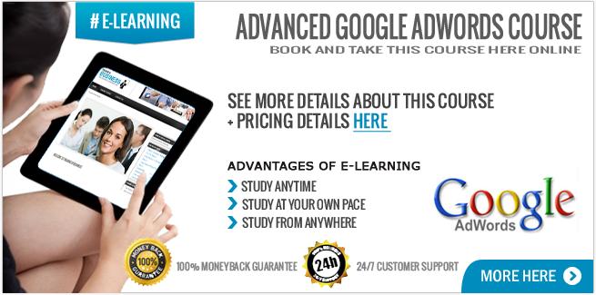 Advanced Google Adwords Course
