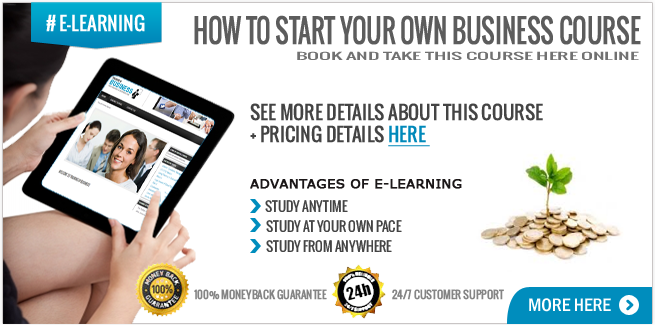 Business Startups Course