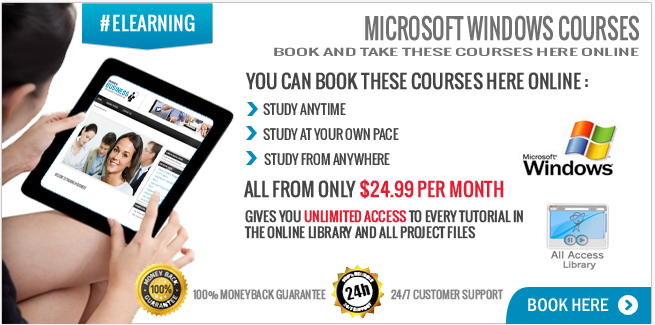 Microsoft Windows Courses