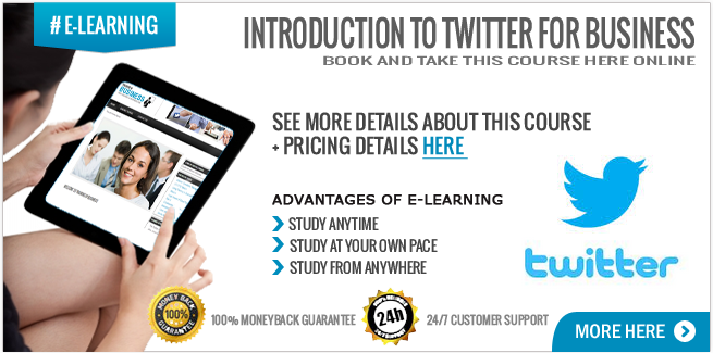 Twitter Training Course