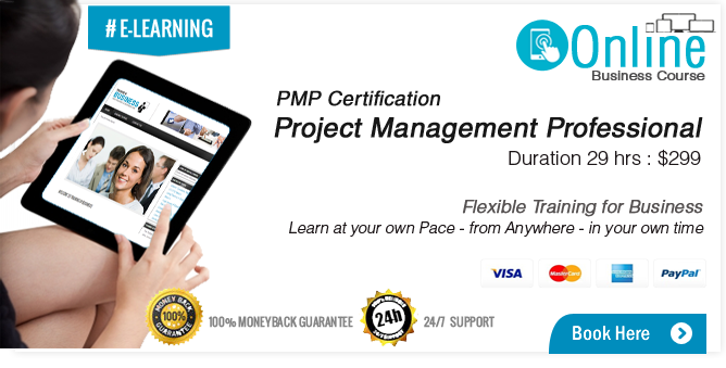 PMP Certifiation Training Course