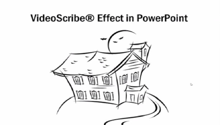 How to create Videoscribe Effect in PowerPoint