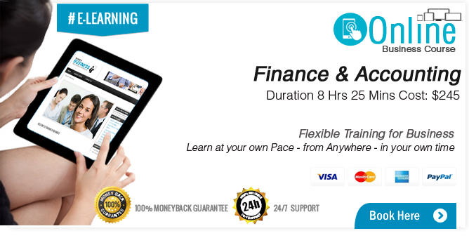 Finance & Accounting Course