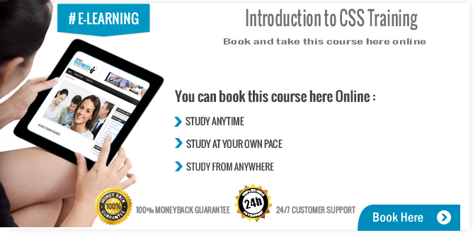 Introduction to CSS Training