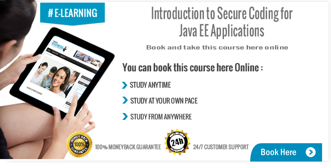 Secure Coding in Java EE Training Course