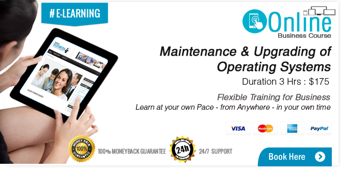 Maintenance and Upgrading of Operating Systems