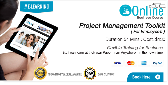 Project Management Employees Course