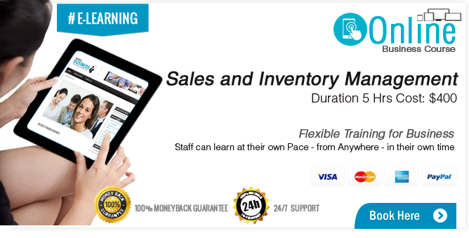 Sales and Inventory Management Course