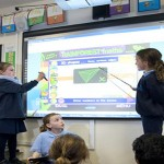 ISE 2016: TimeLink Highlights Cloud Education Solution with Interactive Whiteboard