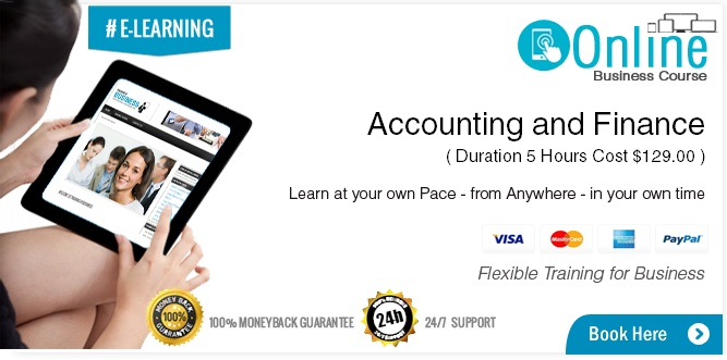 Accounting and Finance for Entrepreneurs